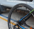 Detenido en Tudela por robar una bicicleta valorada en más de 2.000 €