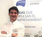 Un emprendedor navarro en el Top 10 internacional de los Global everis Awards