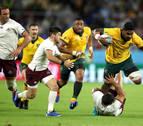 Áspero triunfo de Australia para recuperar el liderato del grupo