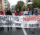 Navarra Suma acusa a Chivite de