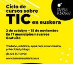 El programa 'Sarean Euskaraz' lleva 20 cursos gratuitos a 17 municipios navarros