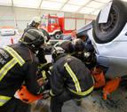 Volkswagen Navarra colabora con el Gobierno foral en la formación de sus bomberos