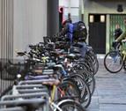 ¿Dónde podemos aparcar la bici?