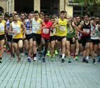 Nagore y Llorens se llevan el título navarro en 5 km