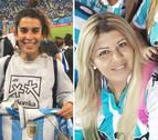Argentinos de sangre rojilla
