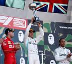 Bottas gana el Gran Premio de Japón en el que Carlos Sainz es quinto