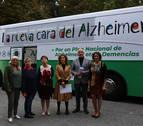 Alzhéimer con rostro infantil