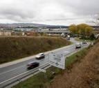 Una pasarela peatonal y ciclista sobre la PA-30 unirá Pamplona y Orkoien