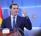 Rivera pide un pacto a Pedro Sánchez, también con el PP, que evite beneficios e indultos