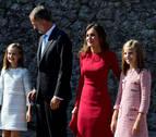 La princesa Leonor hablará antes que el Rey en los Premios Princesa de Asturias