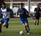 Osasuna inicia de forma suave la preparación del partido ante el Valladolid
