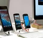 Roban más de 40 teléfonos en dos tiendas de Pamplona