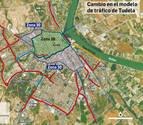El nuevo mapa del tráfico de Tudela