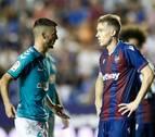 Oier podrá jugar ante el Atlético tras la suspensión cautelar del TAD