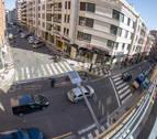 Más preferencia al peatón a costa de los coches en la reforma de calles en Tudela