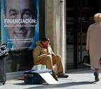 Casi el 9% de la población navarra está en riesgo de pobreza, según Cáritas