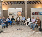 La UNED de Tudela inaugura una muestra conmemorativa de sus 30 años