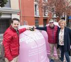 Reciclar vidrio para luchar contra el cáncer de mama