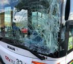 Heridos tres ciclistas en dos accidentes ocurridos en Pamplona y uno en Huarte