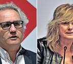 Rifi-rafe en redes sociales entre la consejera Ollo y el parlamentario Pérez-Nievas