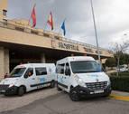 """Acusan a SSG del """"deterioro total"""" del transporte sanitario en la zona de Tudela"""