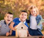 Cajas nido educativas para las familias navarras