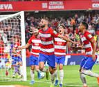 Así les hemos contado minuto a minuto el Granada-Osasuna en directo