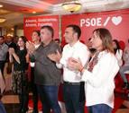 """Cerdán llama """"fascista"""" a Iriarte (Navarra Suma)"""