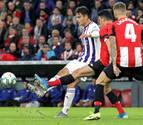 Athletic y Valladolid empatan en San Mamés