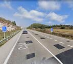 Dos muertos en una colisión múltiple entre cuarto coches en Basella (Lleida)