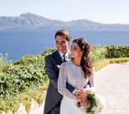 Nadal distribuye las primeras fotos de su boda con Mery Perelló