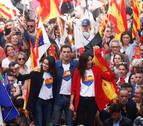 Rivera quiere ser presidente para encarcelar a quienes &quotintentan romper España