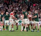 Gales elimina a Francia con polémica y Sudáfrica acaba con el sueño de Japón