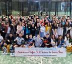 Gabarrús-Sexmilo y Sanz-Zaratiegui ganan el Trofeo ECO Señorío de Sarría Rosé