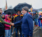 Puigdemont no se suma por &quottrabajo