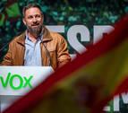 El desplome de Ciudadanos favorece el crecimiento de Vox en las encuestas