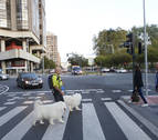 Estos son los cortes de tráfico de este jueves en Pamplona