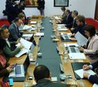 La Mesa y Junta estudiará la comparecencia de Chivite por las competencias de Tráfico