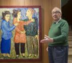 Buldain, el arte nuevo de un nonagenario