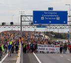 Las carreteras catalanas amanecen con normalidad y sin ningún corte este lunes