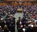 El presidente del Parlamento impide que se vote este lunes el acuerdo del 'brexit'