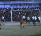 Difunden un vídeo de un partido de Osasuna de 1954