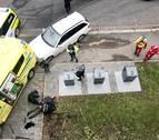 Detenido un hombre en Oslo tras robar una ambulancia y atropellar a varios peatones