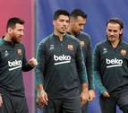El Barça se mide ante un desconocido, con el 'tridente' a pleno rendimiento