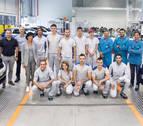 Volkswagen Academy Navarra forma a 10 jóvenes y obtienen certificados de profesionalidad