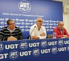 UGT convoca una jornada de paros contra la siniestralidad en la construcción