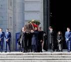 El apoyo del Congreso, entre los argumentos del Supremo para avalar la exhumación
