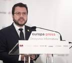 Aragonès ofrece a Sánchez abrir una mesa de diálogo entre partidos