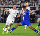 Resbalón del Getafe en la Liga Europa
