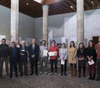 Aitor Francos y Mikel Arruabarrena, premios de Poesía Ciudad de Pamplona